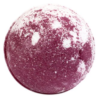 3 x Strawberry Pavlova Bath Bomb - Red & White - Elsie & Evie