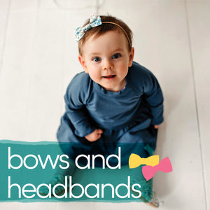 Bows and Headbands