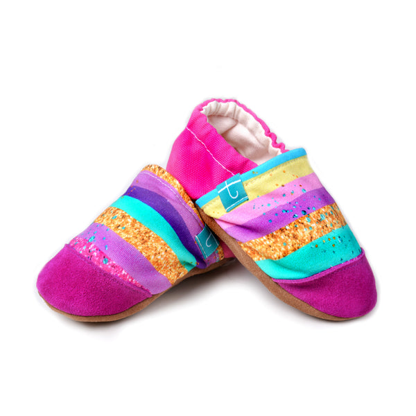 Disco Child Slippers