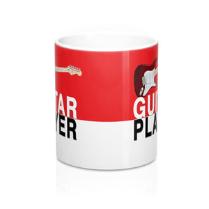 Guitar Player Mug - Strat