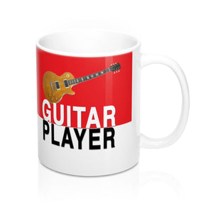 Guitar Player Mug - Les Paul