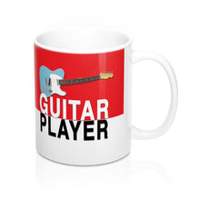 Load image into Gallery viewer, Guitar Player Mug - Tele