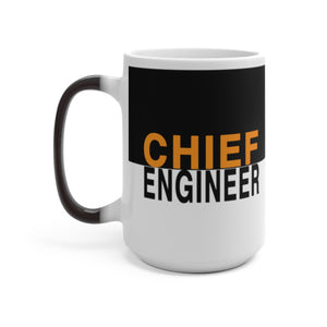 Chief Engineer Color Changing Mug