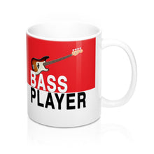 Load image into Gallery viewer, Bass Player Player Mug