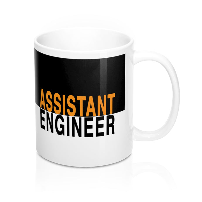 Assistant Engineer Mug
