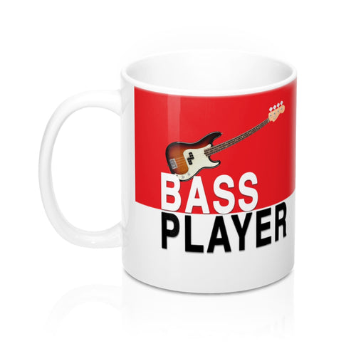 Bass Player Player Mug