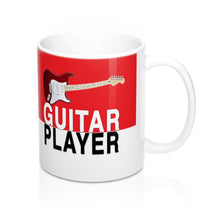 Load image into Gallery viewer, Guitar Player Mug - Strat