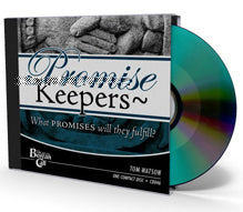 Promise Keepers: What Promises Will They Fulfill?