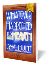 Whatever Happened To Heaven? Book