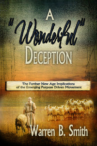 A WONDERFUL DECEPTION - Book