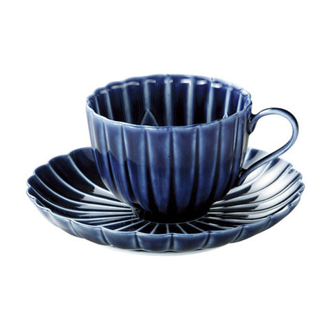 Blue Coffee Cup