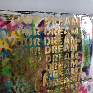 Live Your Dream - Alyssa King Creative