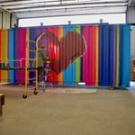 Load image into Gallery viewer, Love Mural - Alyssa King Creative