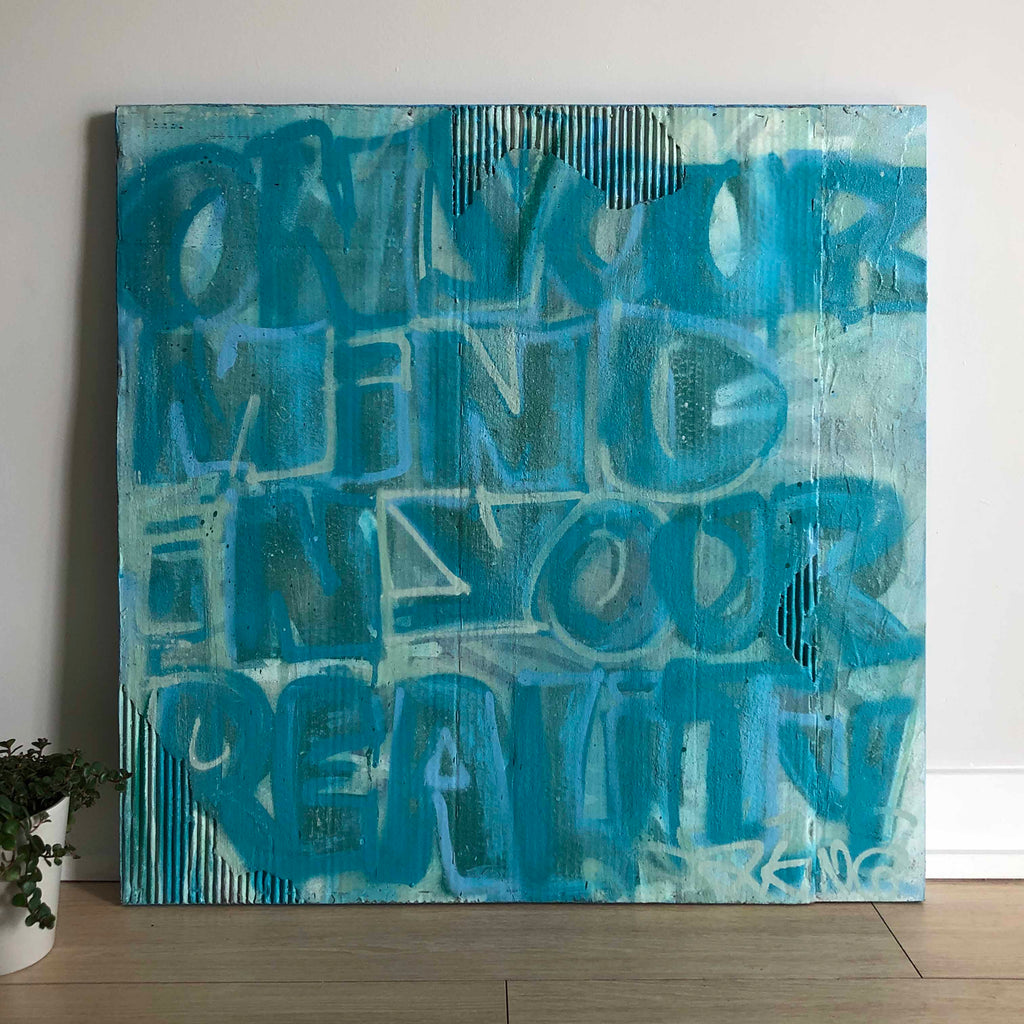 On Your Mind, In Your Reality - Alyssa King Creative