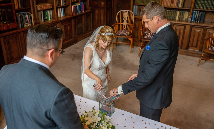 SO, WHAT EXACTLY IS A WEDDING CELEBRANT?