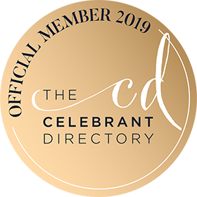 logo from the Celebrant Directory to show that Tim Downer Celebrant is an official member of in 2019