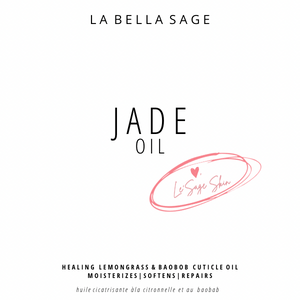 Healing Jade Nail & Cuticle Oil