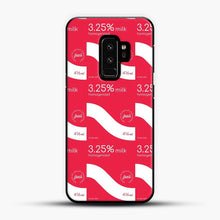 Load image into Gallery viewer, 325 Percent Milk Carton Print Samsung Galaxy S9 Plus Case