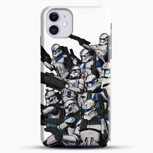 Load image into Gallery viewer, 501St iPhone 11 Case, Black Snap 3D Case | JoeYellow.com