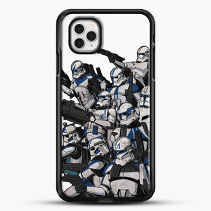501St iPhone 11 Pro Case, Black Rubber Case | JoeYellow.com