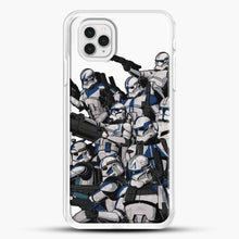 Load image into Gallery viewer, 501St iPhone 11 Pro Case, White Rubber Case | JoeYellow.com