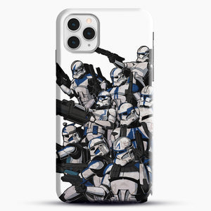 501St iPhone 11 Pro Case, Black Snap 3D Case | JoeYellow.com