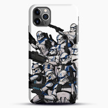 Load image into Gallery viewer, 501St iPhone 11 Pro Max Case, Black Snap 3D Case | JoeYellow.com