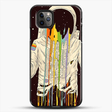 Load image into Gallery viewer, A Dreamful Existence iPhone 11 Pro Max Case, Black Plastic Case | JoeYellow.com