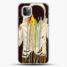Load image into Gallery viewer, A Dreamful Existence iPhone 11 Pro Max Case, White Plastic Case | JoeYellow.com
