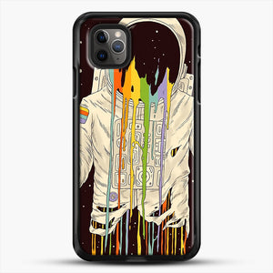 A Dreamful Existence iPhone 11 Pro Max Case, Black Rubber Case | JoeYellow.com