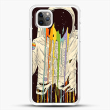 Load image into Gallery viewer, A Dreamful Existence iPhone 11 Pro Max Case, White Rubber Case | JoeYellow.com