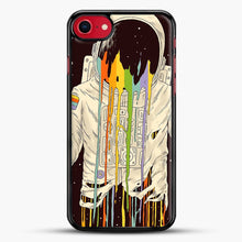 Load image into Gallery viewer, A Dreamful Existence iPhone 8 Case, Black Rubber Case | JoeYellow.com