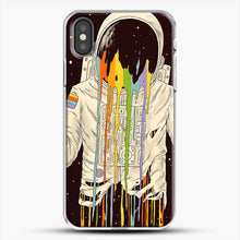 Load image into Gallery viewer, A Dreamful Existence iPhone X Case, White Plastic Case | JoeYellow.com
