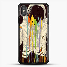 Load image into Gallery viewer, A Dreamful Existence iPhone X Case, Black Rubber Case | JoeYellow.com