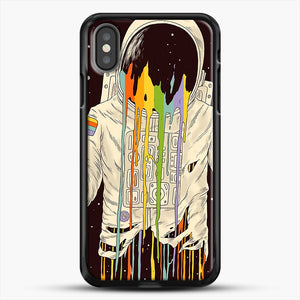 A Dreamful Existence iPhone X Case, Black Rubber Case | JoeYellow.com