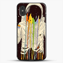 Load image into Gallery viewer, A Dreamful Existence iPhone XS Max Case, Black Plastic Case | JoeYellow.com