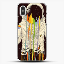 Load image into Gallery viewer, A Dreamful Existence iPhone XS Max Case, White Plastic Case | JoeYellow.com