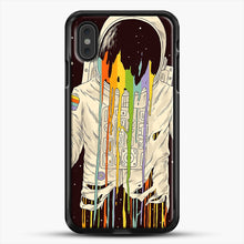 Load image into Gallery viewer, A Dreamful Existence iPhone XS Max Case, Black Rubber Case | JoeYellow.com