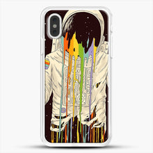 Load image into Gallery viewer, A Dreamful Existence iPhone XS Max Case, White Rubber Case | JoeYellow.com