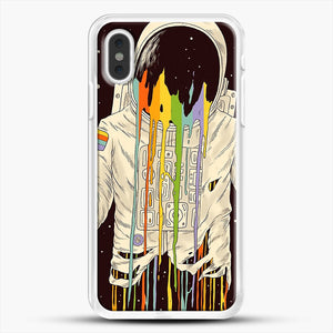 A Dreamful Existence iPhone XS Max Case, White Rubber Case | JoeYellow.com