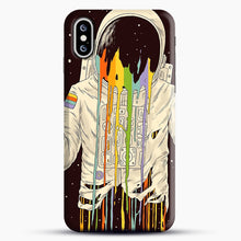 Load image into Gallery viewer, A Dreamful Existence iPhone XS Max Case, Black Snap 3D Case | JoeYellow.com