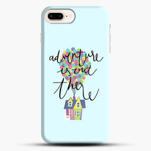 Adventure Is Out There iPhone 7 Plus Case, Black Snap 3D Case | JoeYellow.com