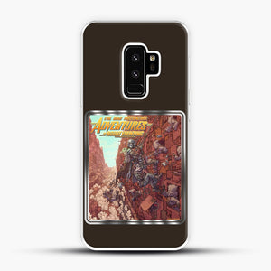 Adventures in Bounty Hunting Samsung Galaxy S9 Plus Case