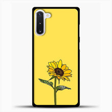 Load image into Gallery viewer, Aesthetic Sunflower Samsung Galaxy Note 10 Case
