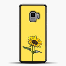 Load image into Gallery viewer, Aesthetic Sunflower Samsung Galaxy S9 Case