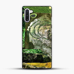 All Green Samsung Galaxy Note 10 Case