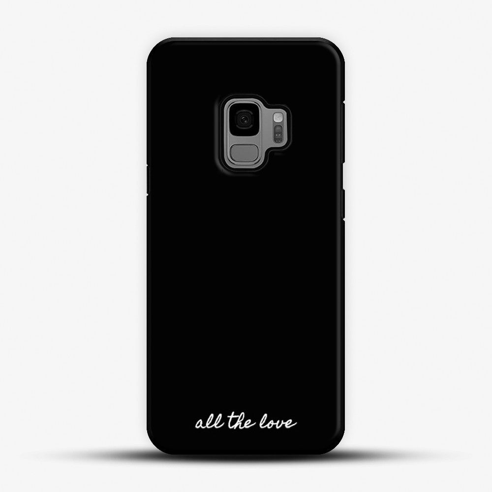 All The Love H Samsung Galaxy S9 Case