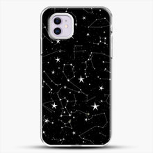Load image into Gallery viewer, All The Love iPhone 11 Case, White Plastic Case | JoeYellow.com