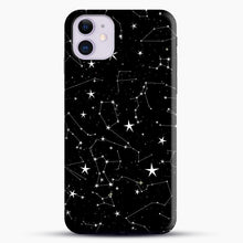Load image into Gallery viewer, All The Love iPhone 11 Case, Black Snap 3D Case | JoeYellow.com