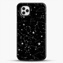 Load image into Gallery viewer, All The Love iPhone 11 Pro Case, Black Plastic Case | JoeYellow.com